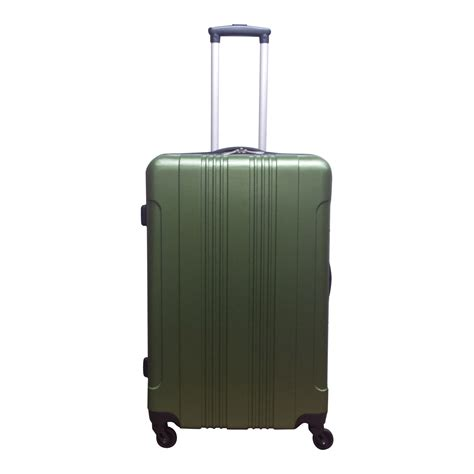 grote abs l castillo abs koffer rio l groen luggage 4 all