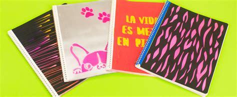 imagenes escolares para decorar 4 maneras para decorar tus cuadernos catwalkcanal