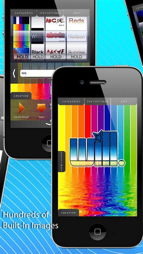 wallpaper maker for iphone online fontbooth wallpapers hd cool free wallpaper maker for