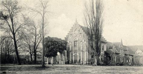oude wandlen augustijnenabdij te zonnebeke en de benedictinessenabdij