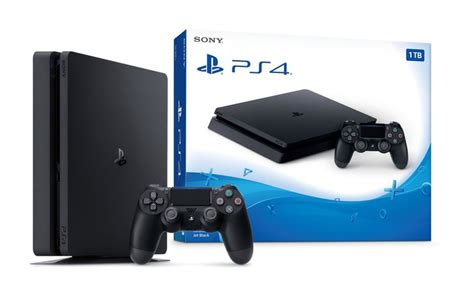 playstation 4 console deals sony ps4 slim 1tb console groupon goods