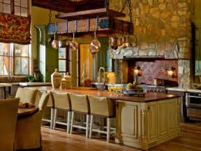 Log Cabin Kitchen Cabinets by Photos Hgtv
