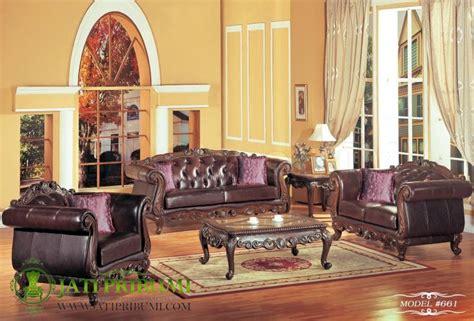 Kursi Tamu Terbaru sofa kursi tamu classic terbaru jati pribumi