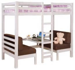 Bunk Loft Beds Convertible Bunk Loft Bed Youth Bunkbed