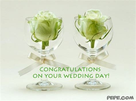 congratulations on ur wedding day congratulations on your wedding day greeting card on
