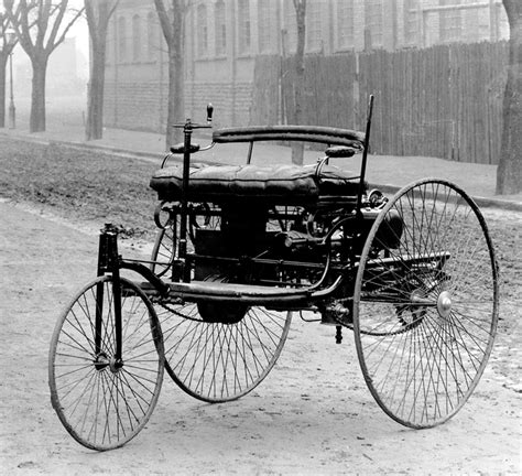 invention of the motor car inventions of automobile go mercedes