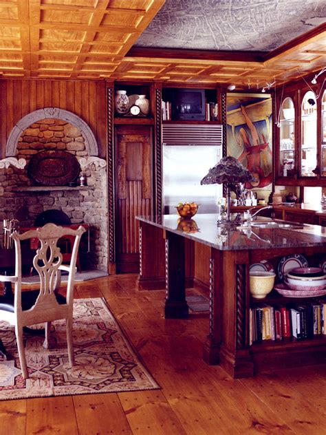 mixing old world style guide to creating an old world kitchen hgtv