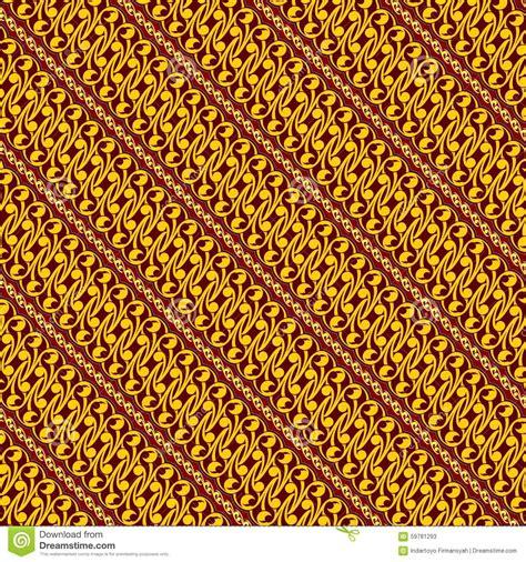 wallpaper batik jogja wallpaper batik parang soga yogyakarta stock illustration