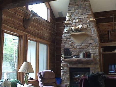 Log Cabin Danbury Wi by Voyager Danbury Wi Artisan Restoration Llc