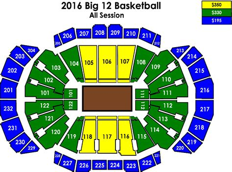 tournament of seating map sprint center seating chart basketball brokeasshome