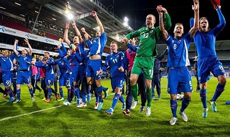 Iceland Football Team The Story The S National Football Team