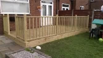 Wood Handrails Wooden Decking Portwood Timber Stockport Portwood