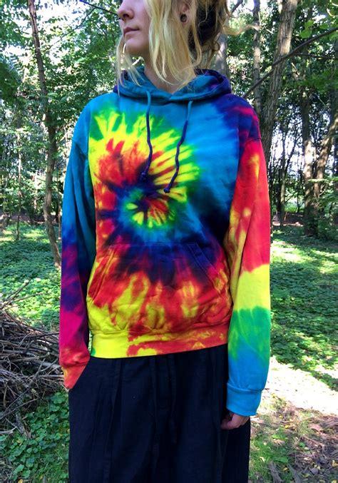 Clambie Blouse Proud Batik Rainbow moot moot rainbow batik hoodie