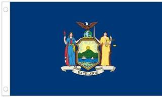 new york state colors new york state flag 5 x 8