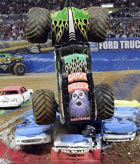 bad to the bone monster truck video the gravedigger bad to the bone kids kids kids