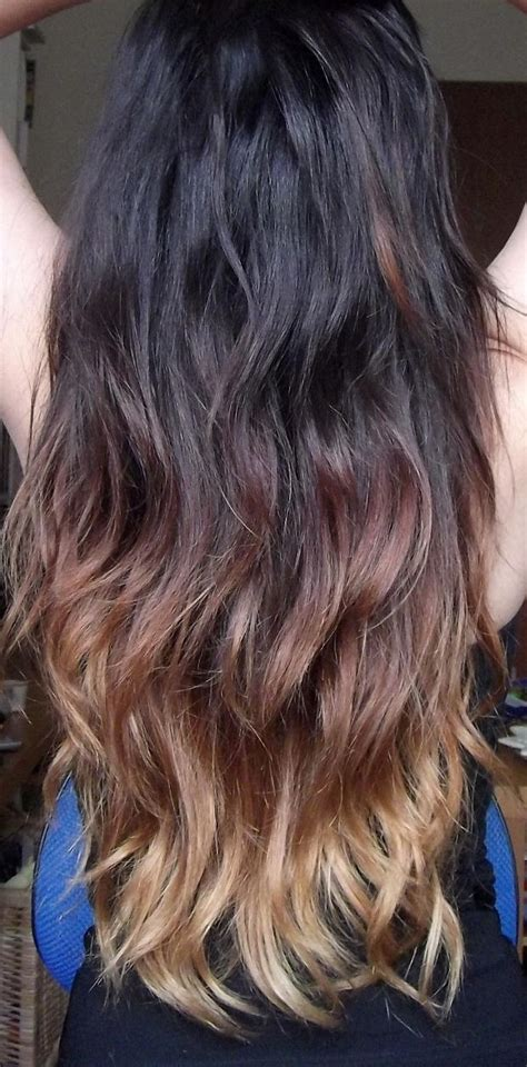 how to see myself with black hair do it yourself ombre hair sarah boekell sara washington
