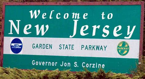 Garden State New Jersey by The Garden State Yeah Nj