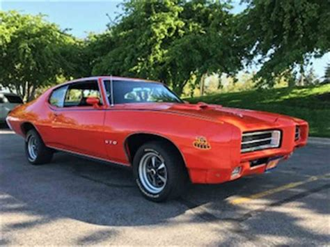 1969 pontiac gto for sale classiccars com cc 970645 1969 pontiac gto the judge for sale classiccars com cc 988278