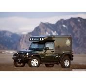 EarthRoamer XV JP  La Version Camping Car De Jeep Wrangler