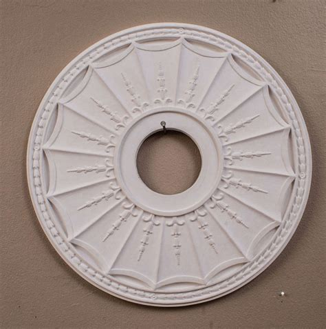 Ceiling Medallions For Sale by Cast Plaster Copies Of Period Ceiling Medallions For