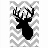 Silhouette Of Deer Head - ClipArt Best