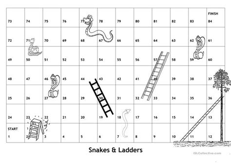 21 free esl ladders worksheets