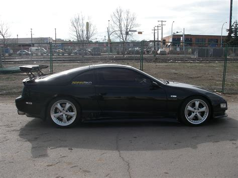 how cars work for dummies 1994 nissan 300zx interior lighting dfewchuk 1994 nissan 300zx2 2 coupe 2d specs photos modification info at cardomain