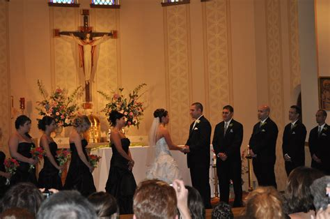 wedding ceremony description file catholic wedding jpg wikimedia commons