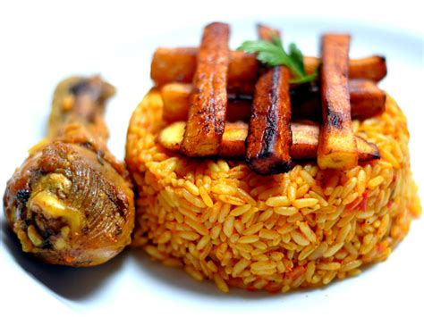 Country Kitchen Wallpaper by Recipe The National Dish Of Nigeria Jollof Rice