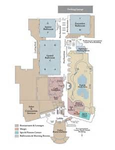 Rosen Shingle Creek Floor Plan by Orlando Meeting And Event Space International Drive