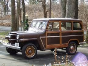 Jeep Wagon The Country Chrysler The Jeep Grand Wagoneer Is