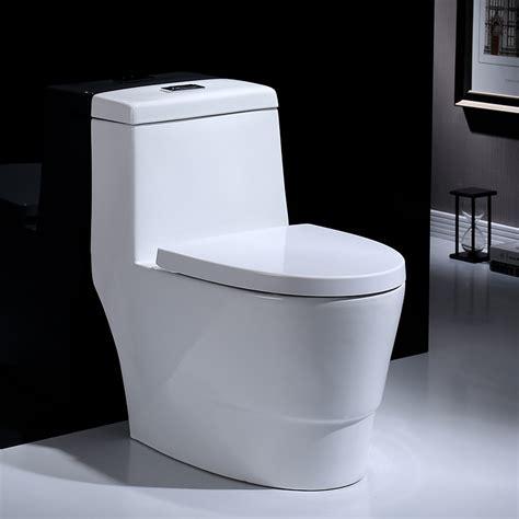 bagno chimico per casa c ceramica di un pezzo sifone wc lavaggio chimico per la