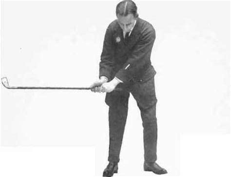 ernest jones golf swing chapter iii the swing the waggle