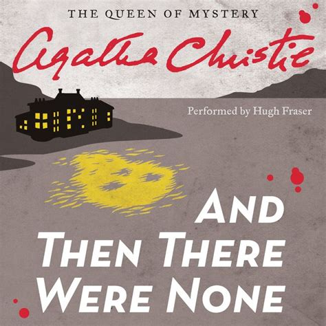 libro and then there were and then there were none agatha christie digital audiobook
