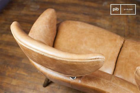 double armchair queen double armchair cognac coloured leather pib