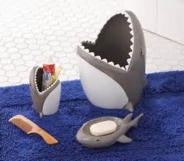 shark bathroom accessories pottery barn