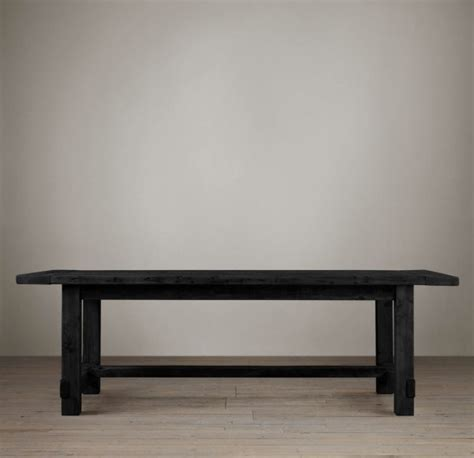 restoration hardware farmhouse table the most awesome dining table ever imperfection design
