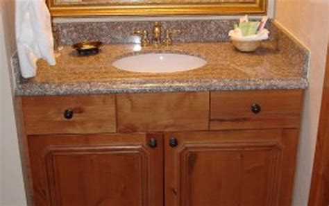 Granite Countertops For Bathroom Vanities Black Granite Bathroom Vanity Countertops For White Sink Homes Showcase