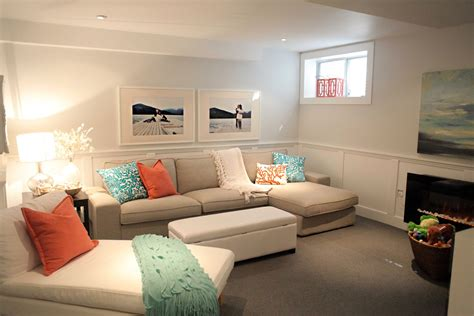 family room beach house in the city room tour basement family room