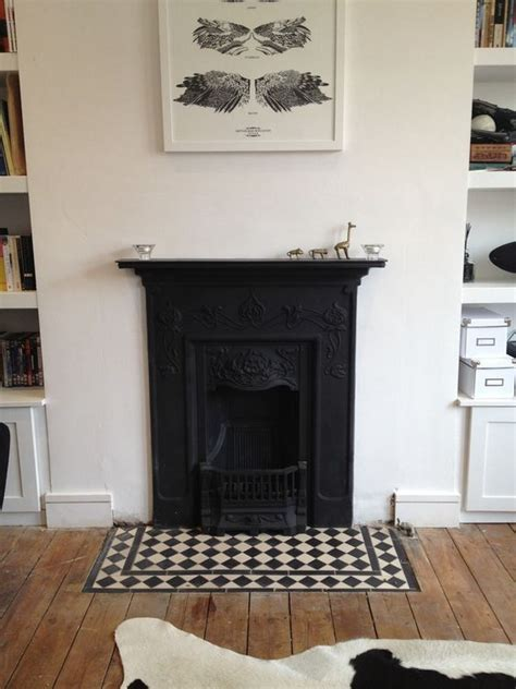 cast of in the bedroom victorian cast iron fireplace gives a warm touch to the