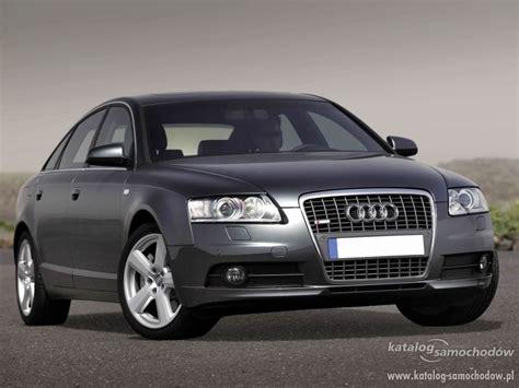 Audi A6 C6 3 0 Tdi audi a6 c6 3 0 tdi 165kw quattro katalog samochod 243 w
