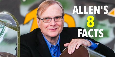 8 Facts On Microsoft by 8 Facts You Didn T About Paul Allen Microsoft