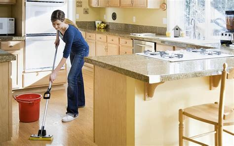 how to clean the kitchen find best review mops to clean kitchen floor best
