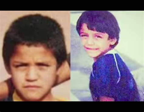 alexis sanchez as a kid alexis sanchez can you guess who these baby faced