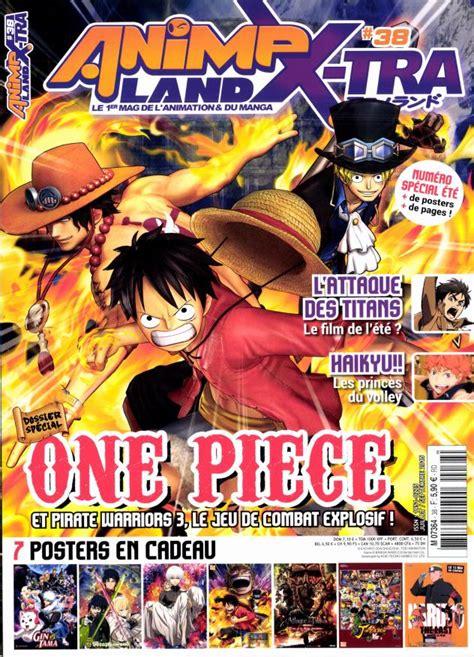 1 Animeland Tv by Animeland 38 233 Dition Anime Land X Tra Anime Presse