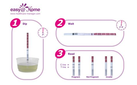 easy home combo 40 ovulation lh and 10 pregnancy hcg