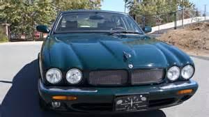 Jaguar Supercharged V8 Jaguar Xjr Supercharged V8 Saloon 1 Owner 68k