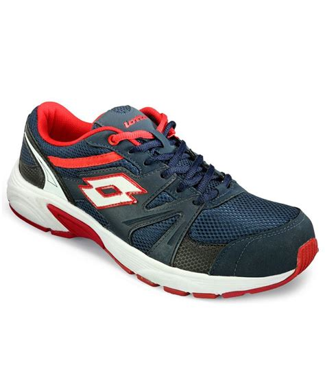 lotto athletic shoes lotto santana navy sport shoes price in india buy lotto