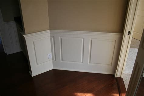 Wainscot Panelling custom raised panel pictures