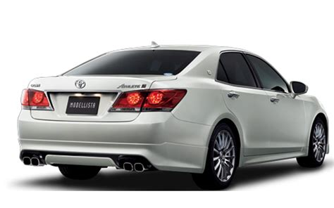 toyota in rear drive toyota crown launched in japan with hybrid v 6